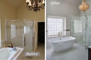 Bathroom Remodeling Before and After